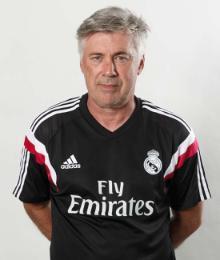 Карло Анчелотти - главный тренер Реал Мадрид ФК!