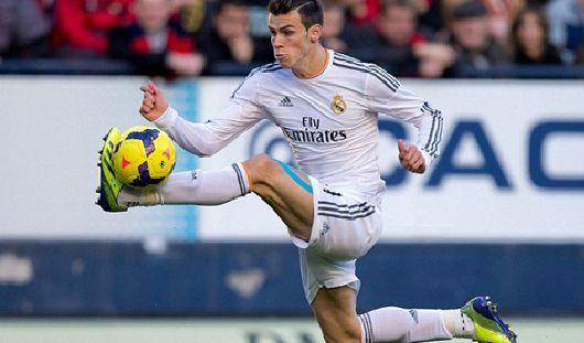 Гарет Бэйл - неподражаемый полузащитник Реал Мадрид ФК!