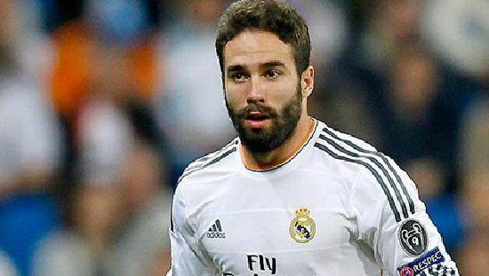 Даниэль Карвахаль - правый защитник Реал Мадрид ФК!