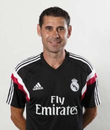 Фернандо Йерро - второй помощник Реал Мадрид ФК!