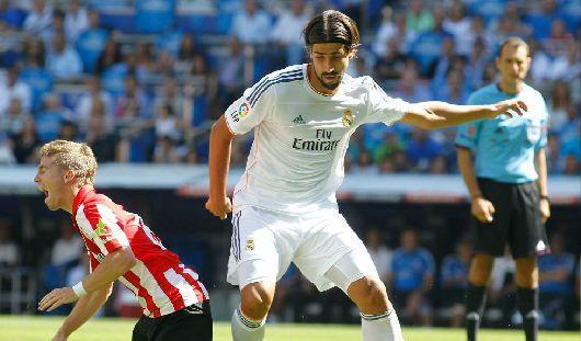 Сами Хедира - немецкий полузащитник Реал Мадрид ФК!