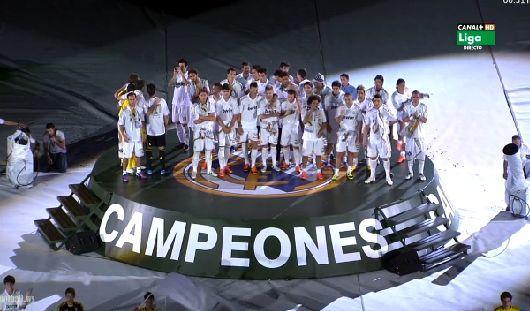 Реал Мадрид ФК имеет в своем активе 32 Чемпионата Испании!