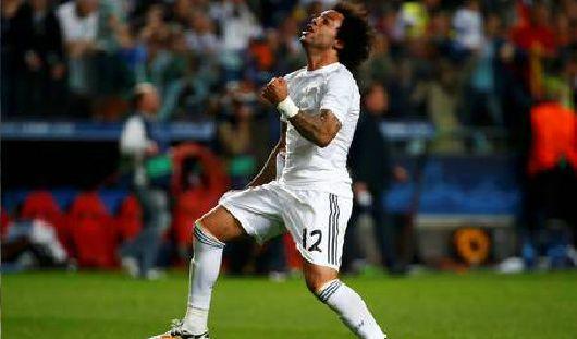 Марсело Виейра - левый латераль Реал Мадрид ФК!