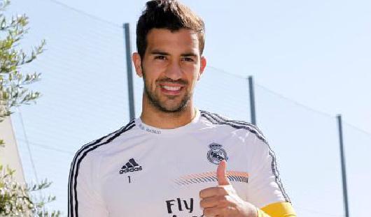 Фернандо Пачеко - молодой и амбициозный вратарь королевского клуба!