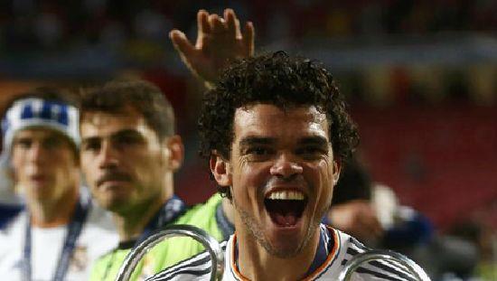 Пепе - лучший центральный защитник Мадридского Реала!