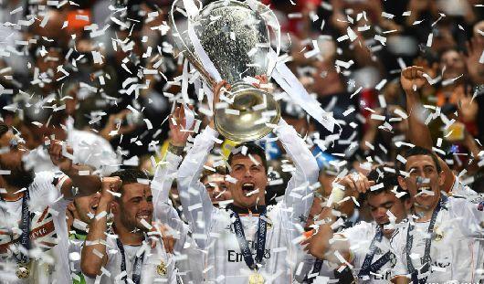 Криштиану Роналду - лучший игрок Реал Мадрид ФК!