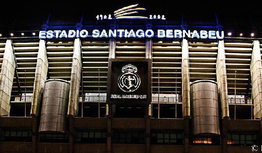Сантьяго Бернабеу назван в честь величайшего игрока Реал Мадрид ФК!