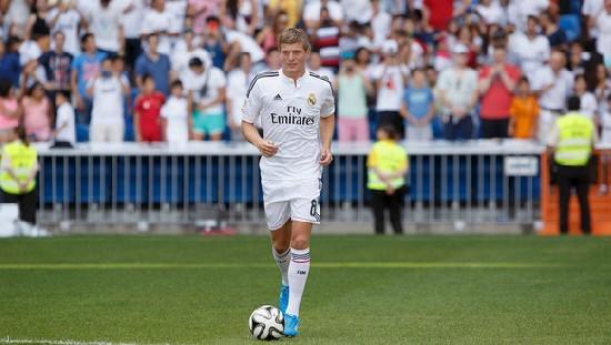 Тони Кроос - новый полузащитник Реал Мадрид ФК!